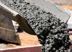 Поставки песка и щебня для изготовления бетона